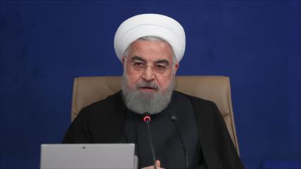 Rohani asegura que embargo de armas a Irán se levantará el domingo