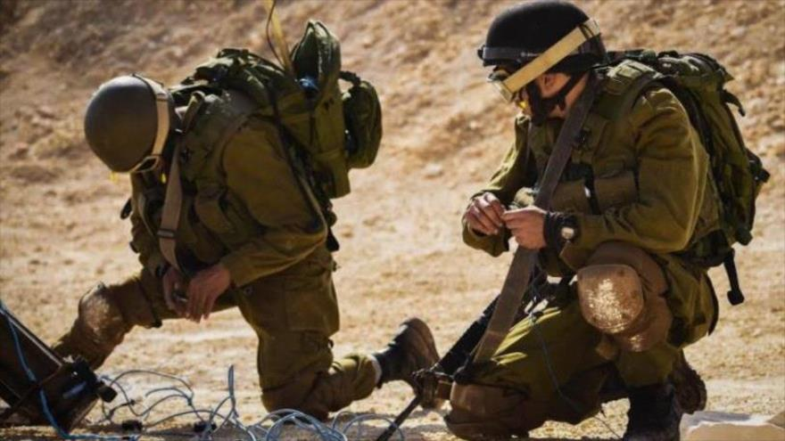 Israel ataca dos puestos militares sirios en una operación secreta | HISPANTV