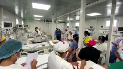 Personal médico continúa muriendo por la COVID-19 en Honduras