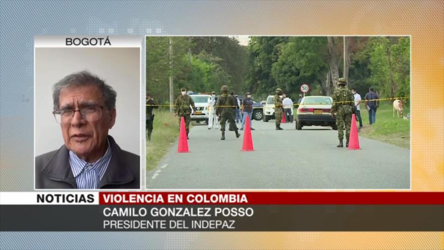 Posso: Colombia saldrá de violencia implementando acuerdos de paz