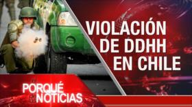 El Porqué de las Noticias: Rohani y el levantamiento del embargo. Elecciones en Bolivia. Violencia de Policía en Chile