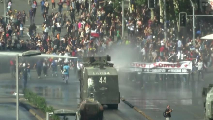 Amnistía Internacional denuncia violaciones de DDHH en Chile | HISPANTV