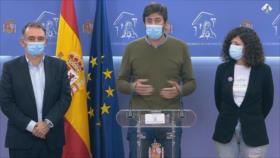 Podemos, preocupado por comicios bajo un gobierno 'golpista' en Bolivia