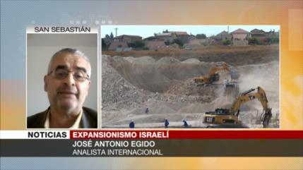 Egido: Acuerdo de normalización de lazos con Israel es una estafa