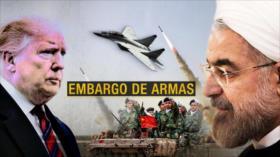 Detrás de la Razón: Rohani celebra que el embargo de armas contra la nación iraní será levantado