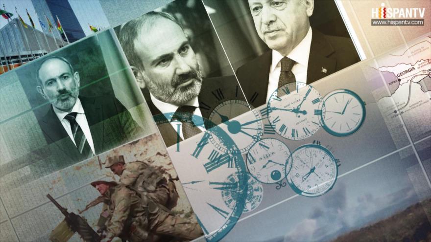 10 Minutos: Azerbaiyán y Armenia: ¿una guerra total?