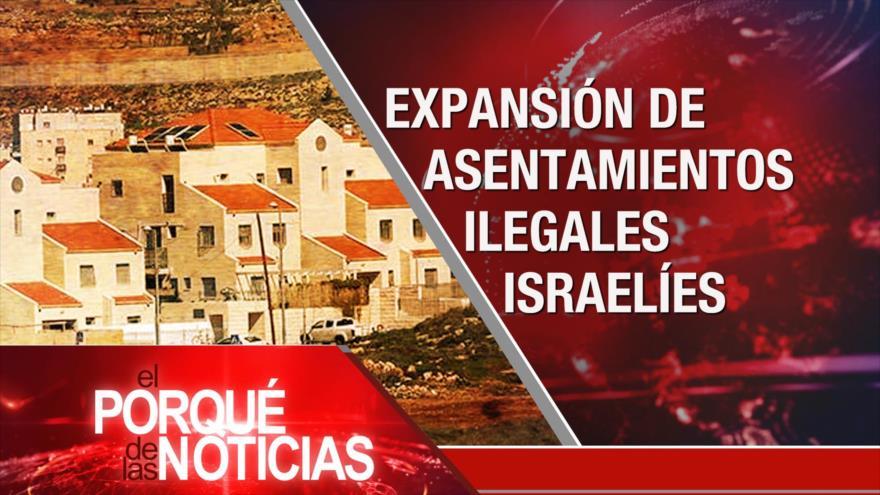 El Porqué de las Noticias: Asentamiento israelí. Brexit. Elecciones en Bolivia