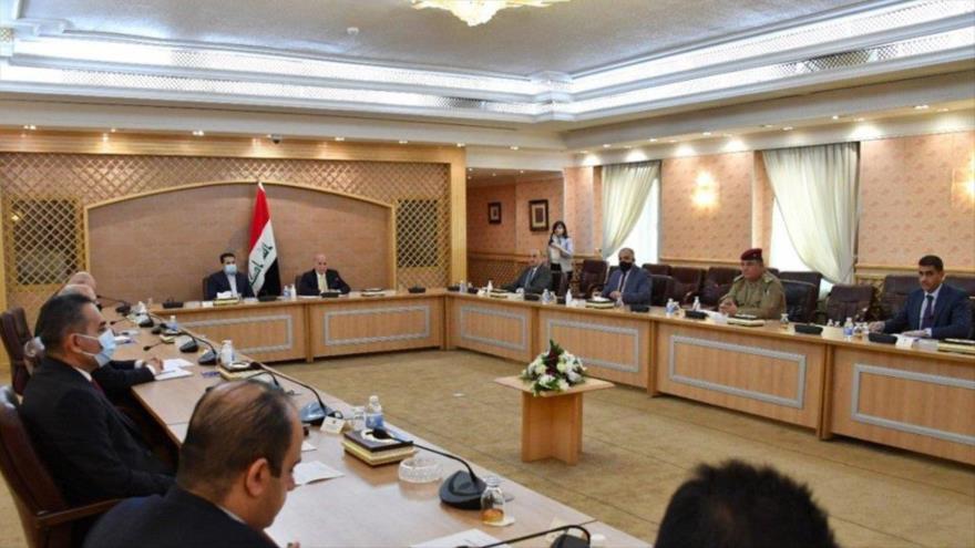 Irak forma comité para coordinar salida de tropas de EEUU   HISPANTV