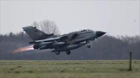 OTAN realiza en secreto ejercicios de guerra nuclear en Alemania