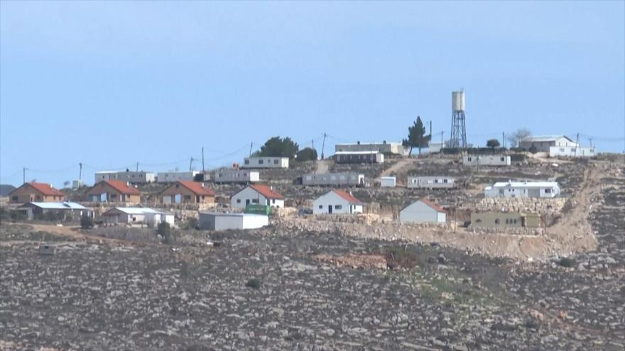 """La ONG """"Paz Ahora"""" critica el número récord de viviendas israelíes"""