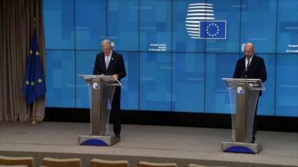 Choques verbales entre UE y Reino Unido vuelven a aparecer