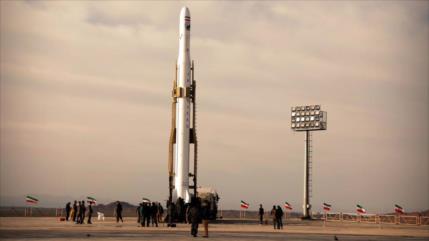 Defensa iraní destaca avances del país en la tecnología satelital