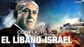 A Israel no le basta el deslinde fronterizo, codicia todo El Líbano