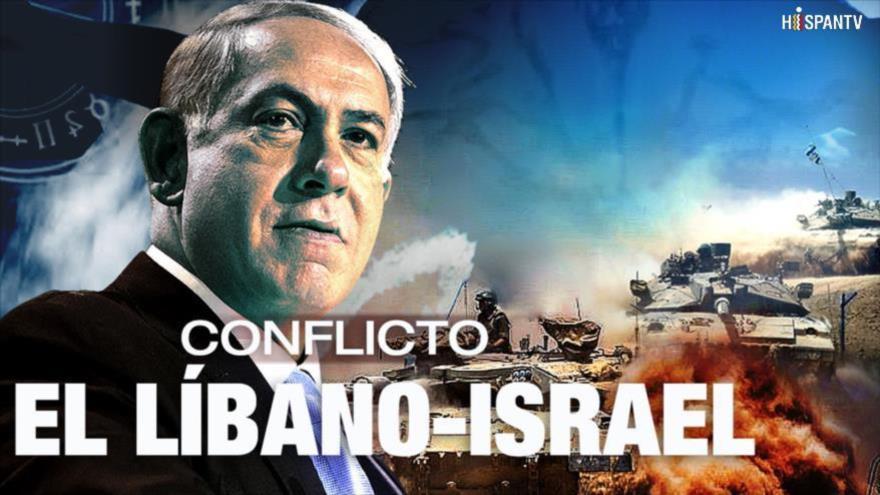 A Israel no le basta el deslinde fronterizo, codicia todo El Líbano | HISPANTV
