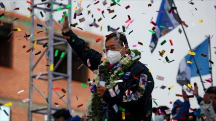 A dos días de las elecciones en Bolivia, quedan cinco candidatos