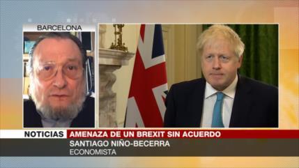 Niño-Becerra: Las negociaciones del Brexit llegarán a un acuerdo