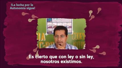 Pueblos indígenas de México se agrupan para luchar por su derecho