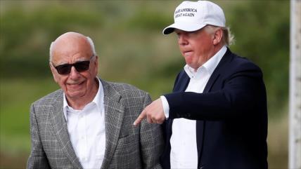 Magnate de medios vaticina derrota de Trump en las elecciones