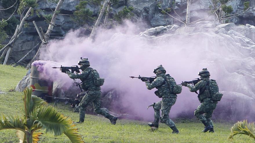 "EEUU urge a Taiwán a fortalecerse ante posible ""invasión"" de China | HISPANTV"