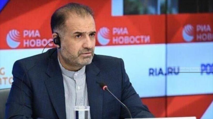 'Irán prevé una cooperación militar de largo plazo con Rusia' | HISPANTV