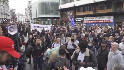 Tensión en Europa: Más restricciones ante aumento de contagios