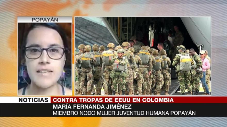 """""""Presencia de EEUU en Colombia aumenta violencia y narcotráfico"""""""