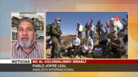 """""""Israel es un grupo de mafiosos que saquea tierras palestinas"""""""