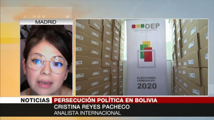 Reyes: fraude electoral en Bolivia, un escenario muy probable