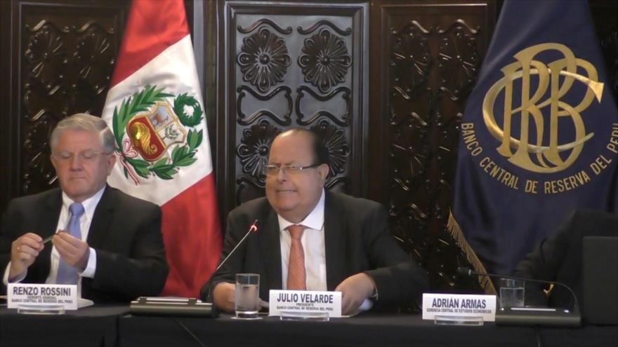 Banco Central: Economía peruana cayó 11 % en el tercer trimestre