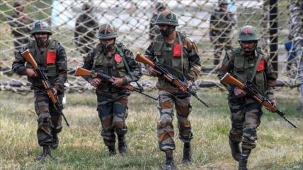 India sobre preparación militar china: Estamos listos para guerra