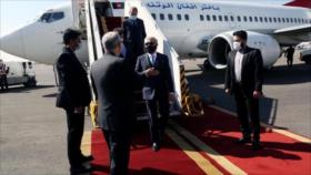 Abdulá Abdulá llega a Irán para abordar proceso de paz afgano