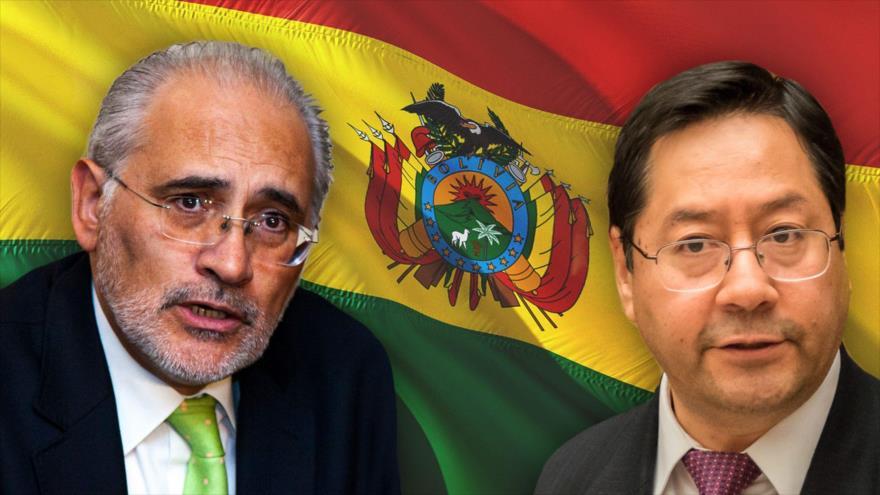 ¿Luis Arce o Carlos Mesa? Arrancan las elecciones en Bolivia | HISPANTV