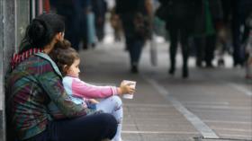 ¡Colapsa economía israelí!: cerca de un millón de personas en paro
