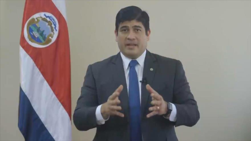 Nuevo revés a los intentos de diálogo del Gobierno de Costa Rica