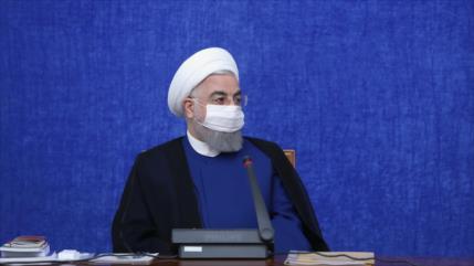 Rohani: Gobierno frustró complot de EEUU para dividir el país