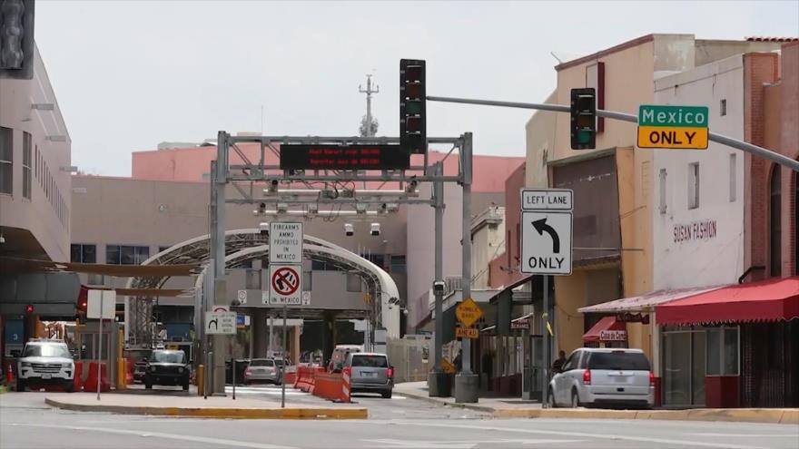 México plantea posponer reapertura total de frontera con EEUU