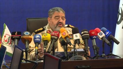 Defensa Pasiva de Irán, en una condición aceptable ante amenazas