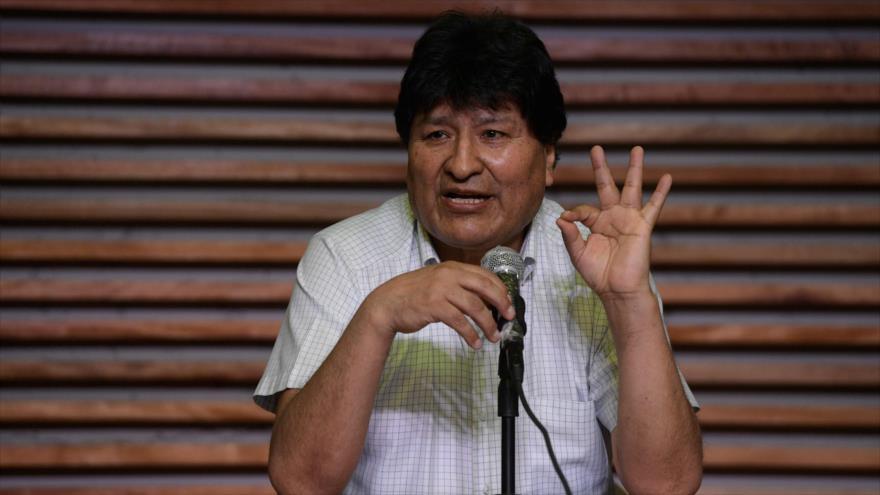 Morales llama a bolivianos a seguir con el proceso de cambio | HISPANTV
