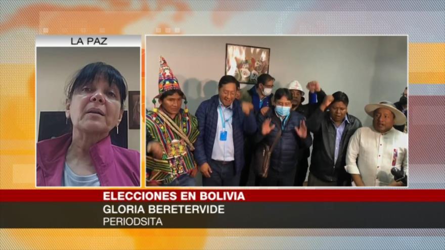 Beretervide: Victoria de MAS rompió estrategia de OEA y de Trump