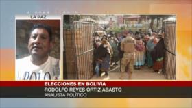Ortiz: Bolivianos tuvieron participación notable en elecciones