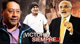 Detrás de la Razón: Luis Arce gana las presidenciales bolivianas en elecciones históricas