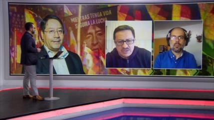 Lizondo Díaz: Triunfo de Arce termina con incertidumbre en Bolivia