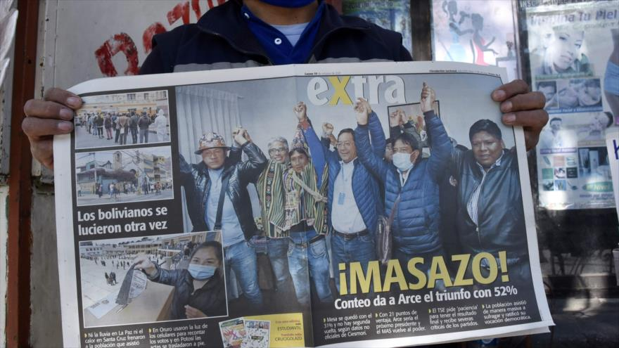 'Victoria de Arce es un golpe certero a la hegemonía de EEUU' | HISPANTV