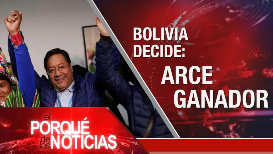 El Porqué de las Noticias: ¿Por qué la derecha boliviana perdió las elecciones?