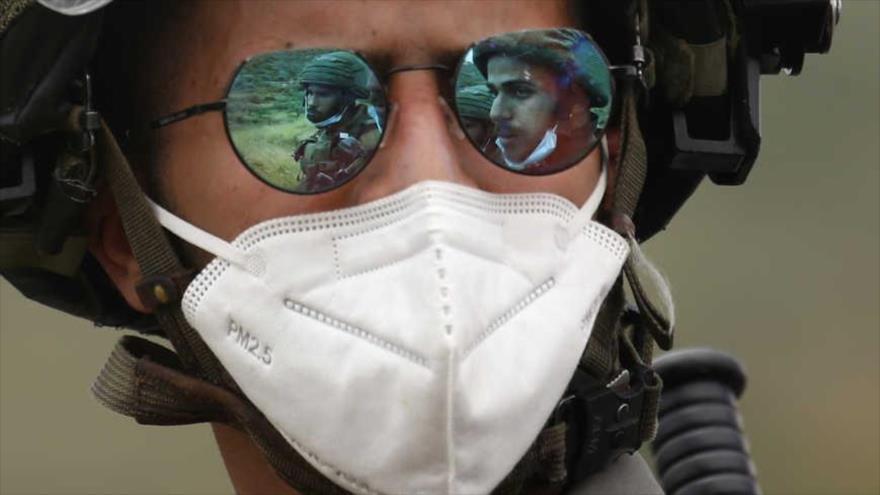 Tormenta del coronavirus golpea ejército israelí: 707 infectados