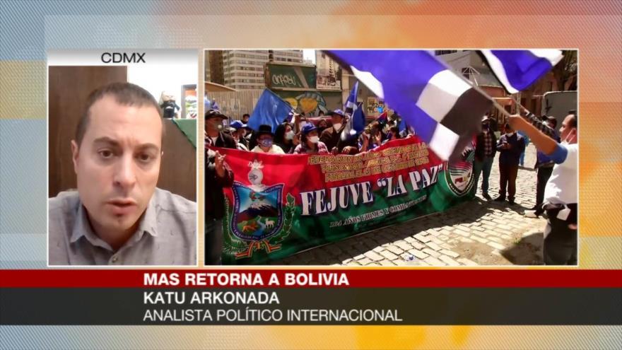 Arkonada: Golpistas en Bolivia deben pagar por sus crímenes