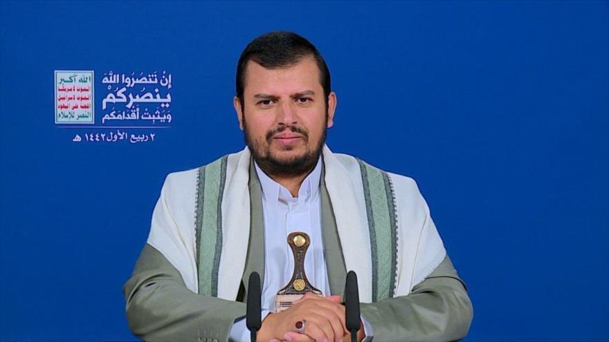 El líder del movimiento popular Ansarolá de Yemen, Abdulmalik al-Houthi.