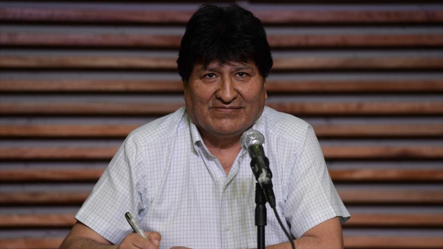 """Evo Morales afirma que regresará a Bolivia """"tarde o temprano"""""""