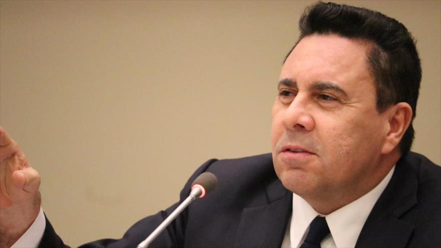 Venezuela condena maniobra de EEUU en su contra a través de OEA   HISPANTV