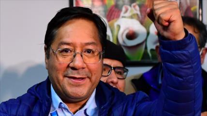 """IP: Se acabó la """"era autoritaria"""" en Bolivia con triunfo de Arce"""